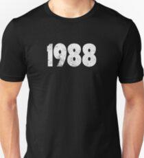 1988 Unisex T-Shirt