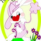 Bunny's Valentine Greeting (649Views) by aldona