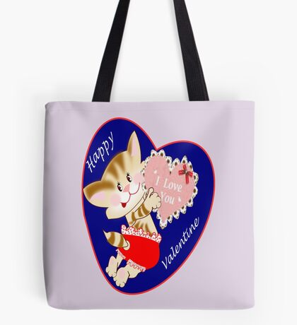 Valentine image on Gifts  (2672  Views) Tote Bag