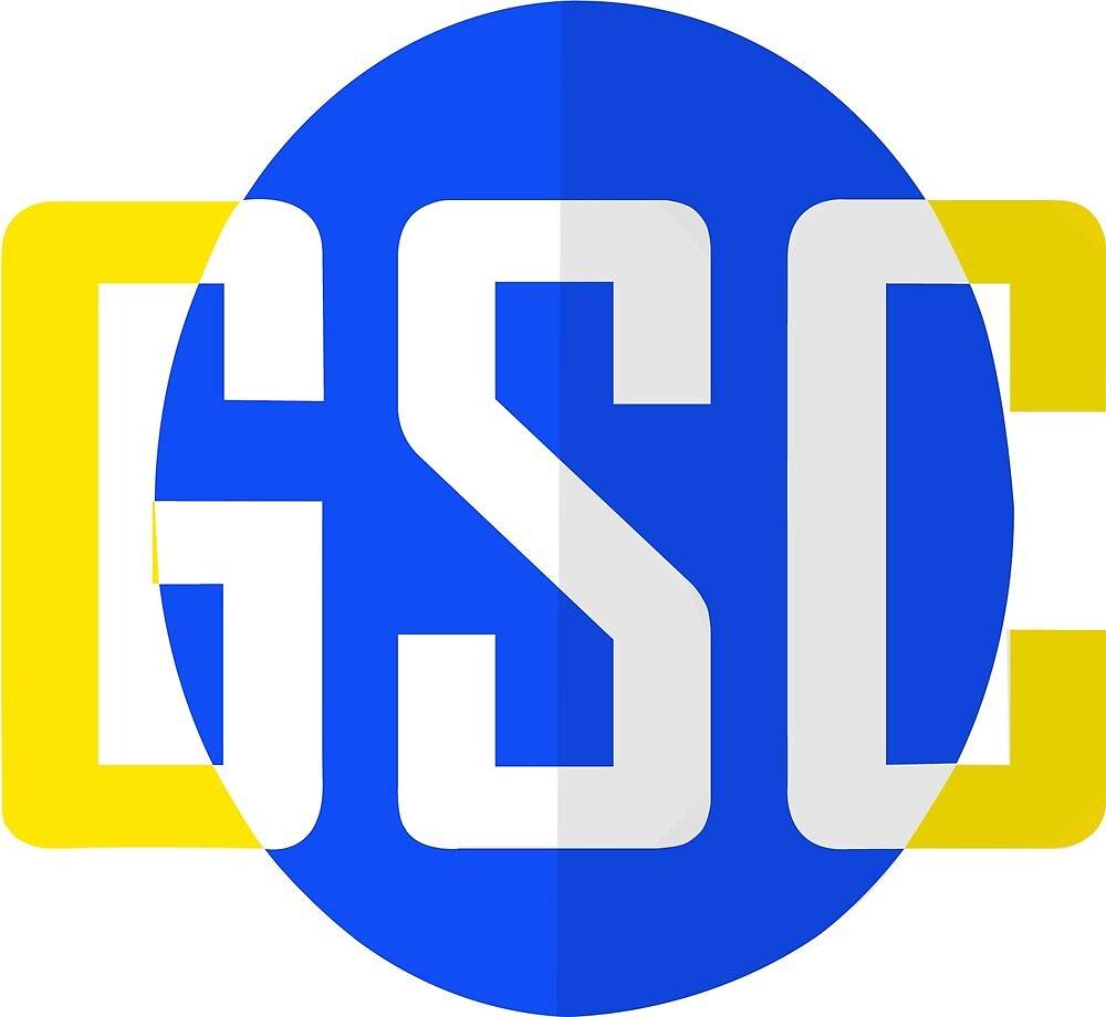 GSC Logo Merchandise by gscoasters