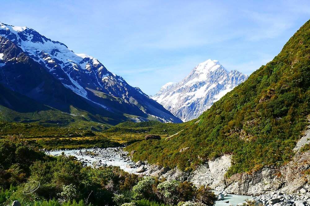 Mt Cook by MuellerImages
