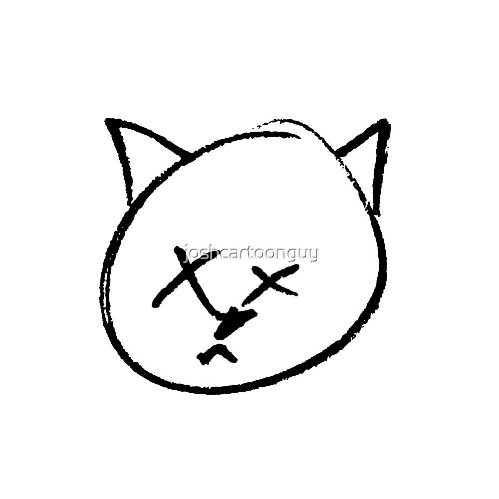 Schrödinger's Cat by joshcartoonguy