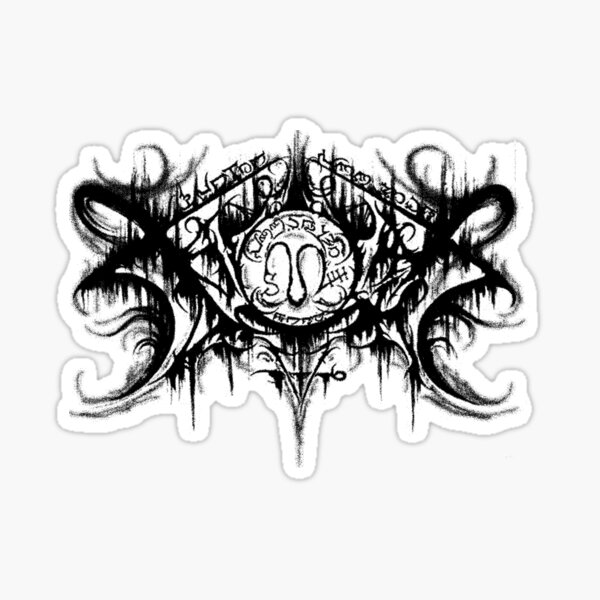 Xasthur Sticker