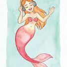MerMay 2018: May 19th - Feels Mermaid by dreampigment