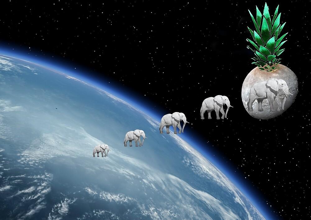 Space Trip by budacriss