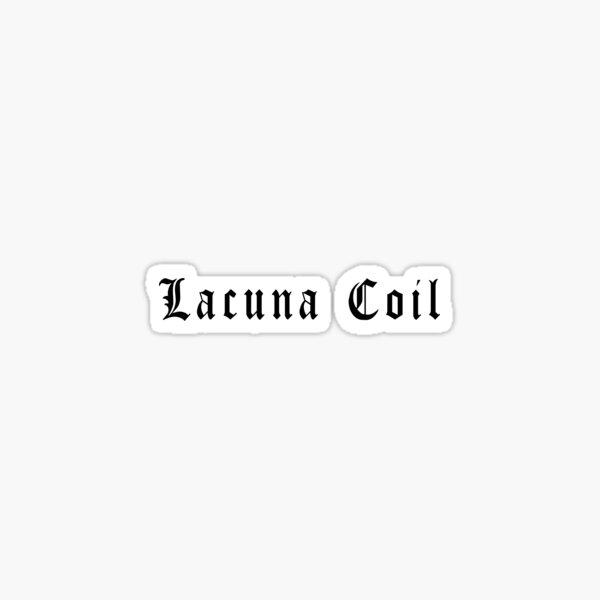 Lacuna Coil Sticker