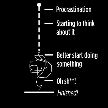 Procrastination Getting Things Done by lo-qua-t