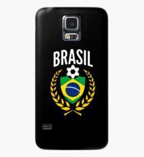 Brazil World Soccer Cup Jersey Laurel World Football Cup 2018 Case/Skin for Samsung Galaxy