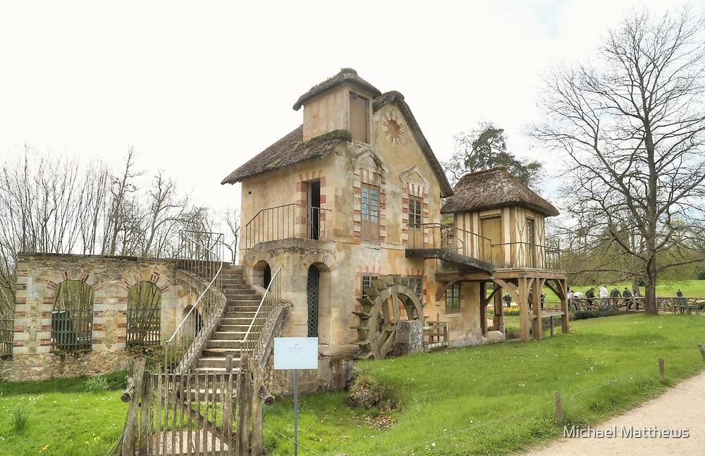 Le Moulin at Verrsailles by Michael Matthews