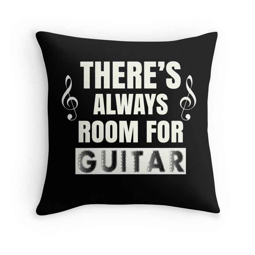 There's Always Room for Guitar