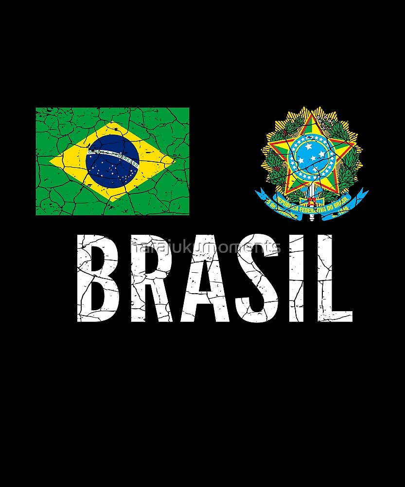 Brazil World Soccer Cup Jersey World Football Cup 2018 Vintage Distressed by harajukumoments