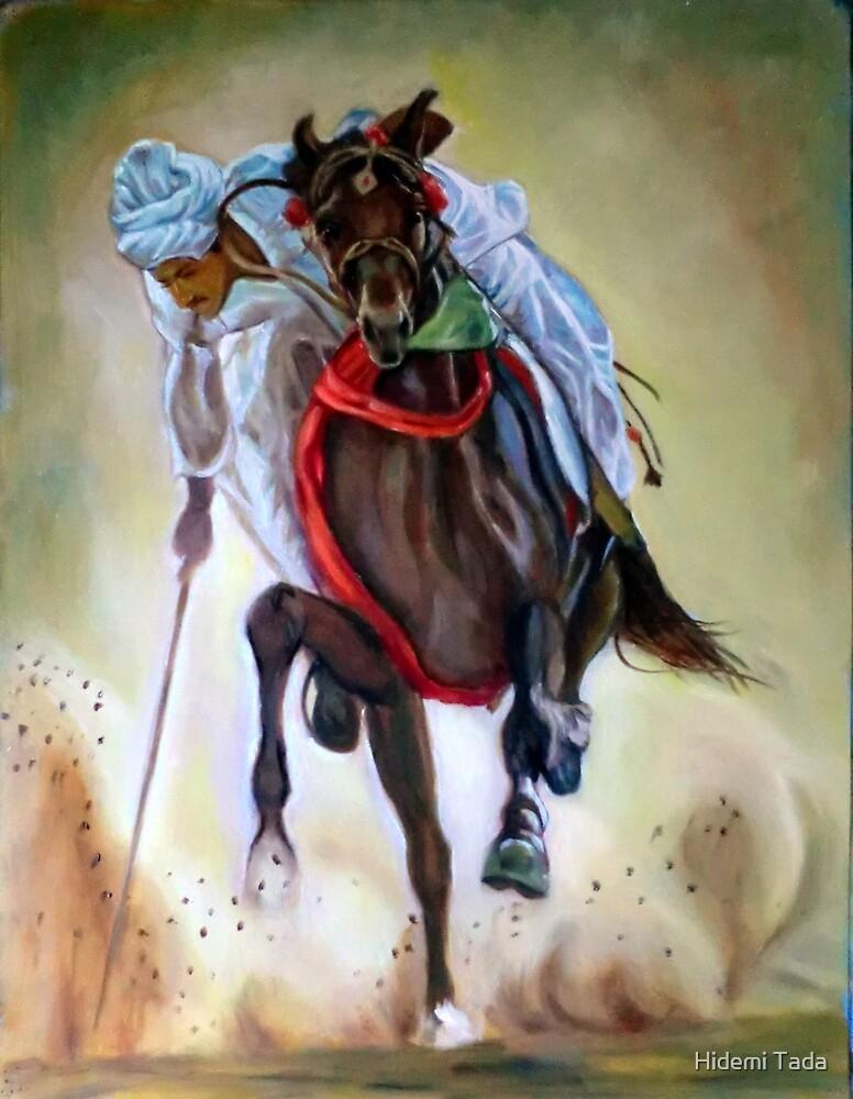 polo by Hidemi Tada