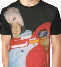 Lil Xan and Steven Cannon Graphic T-Shirt