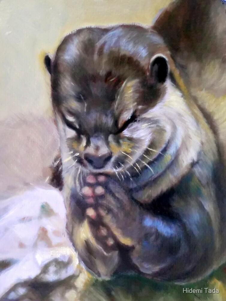otter by Hidemi Tada