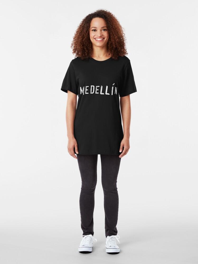 Alternative Ansicht von Medellin Slim Fit T-Shirt