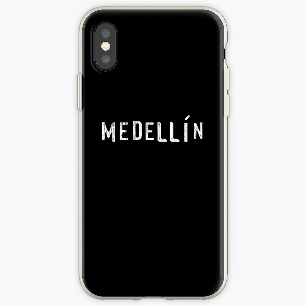 Medellin iPhone-Hülle & Cover
