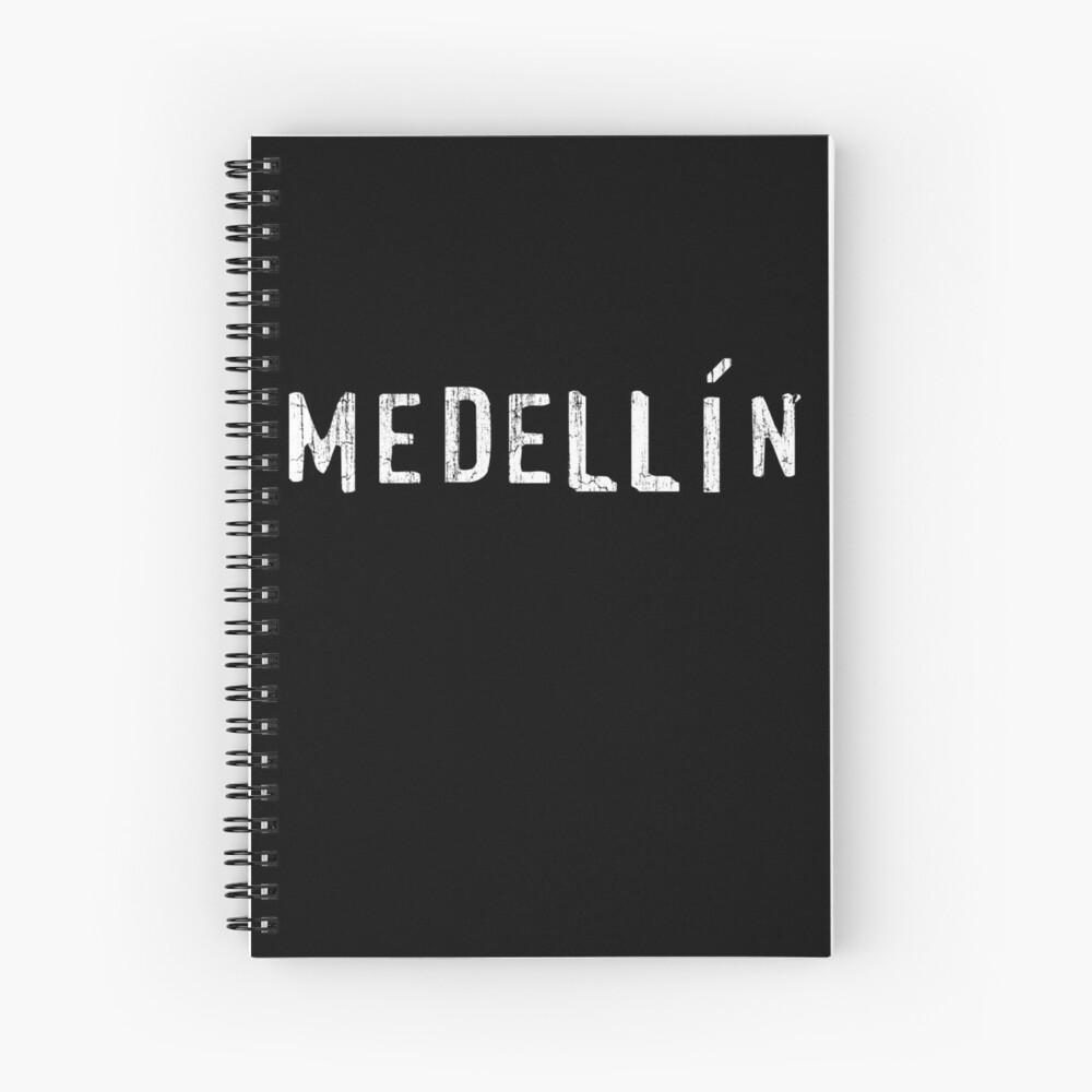 Medellin Spiralblock
