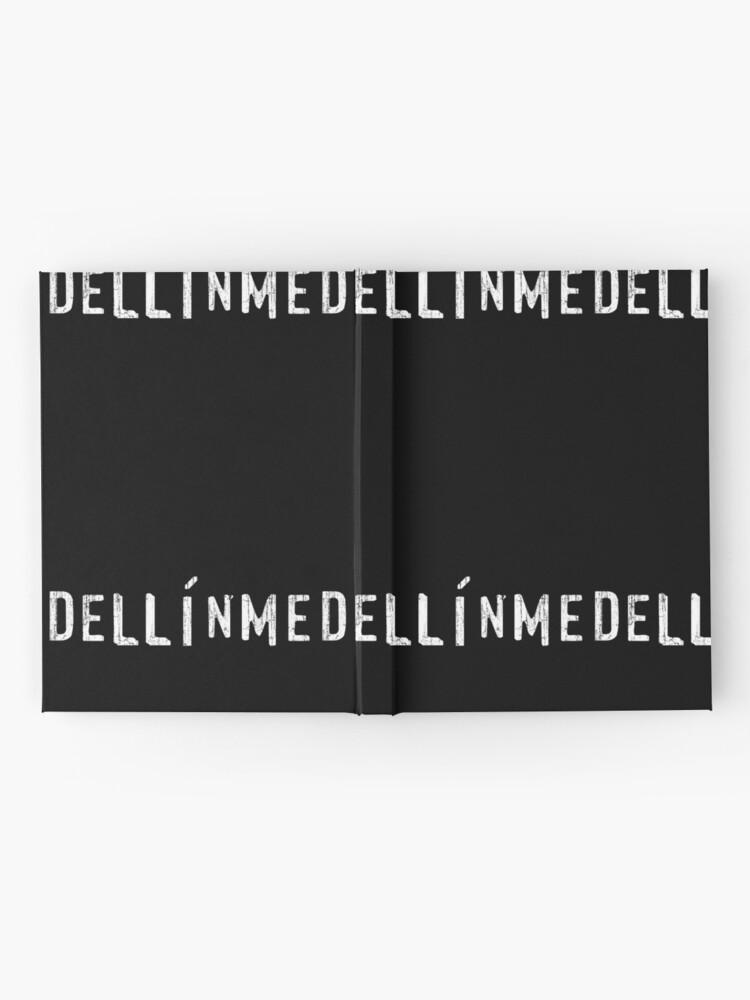 Alternative Ansicht von Medellin Notizbuch