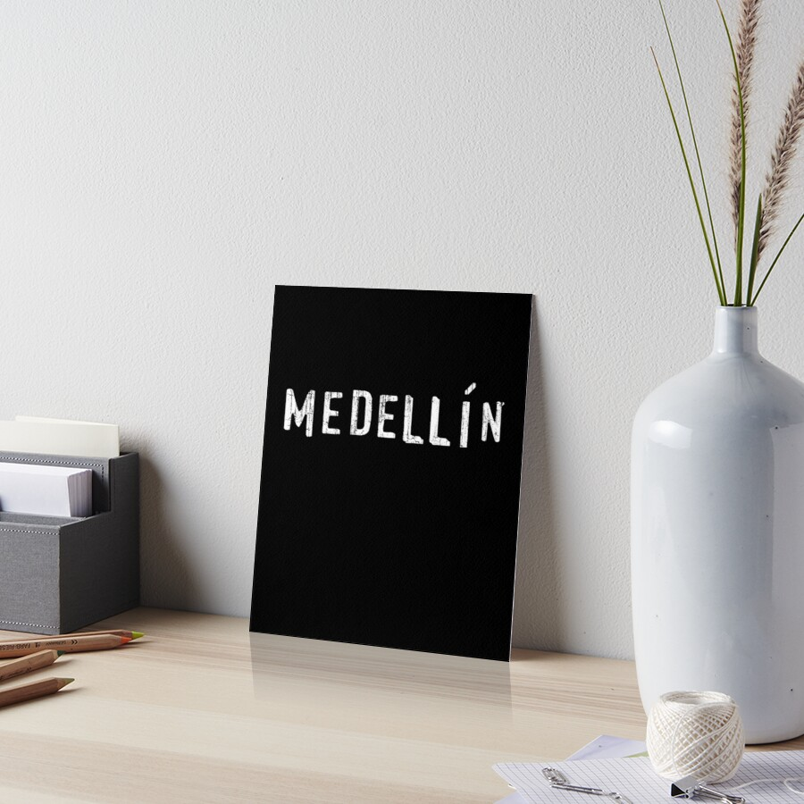Medellin Galeriedruck