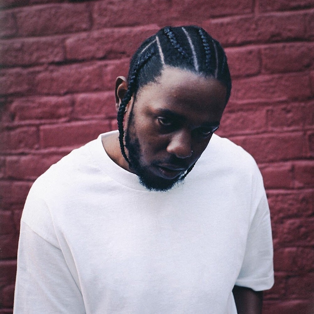 Kendrick Lamar by AaronM1887