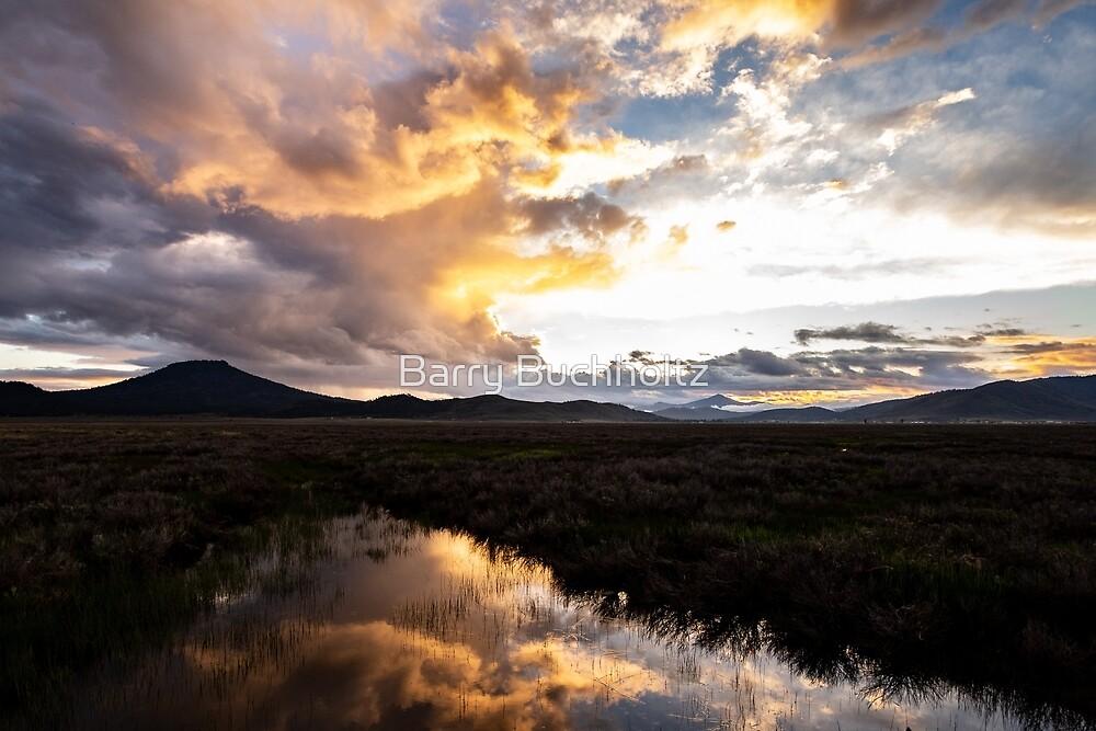 Sunset 1 by Barry Buchholtz