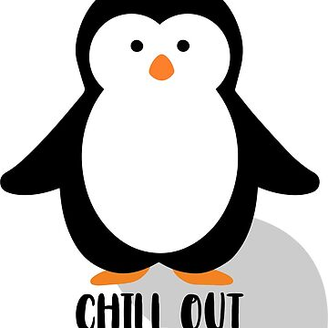 Penguin - Chill Out by emilystp23
