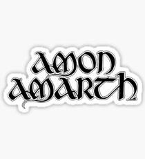 Amon Amarth Sticker