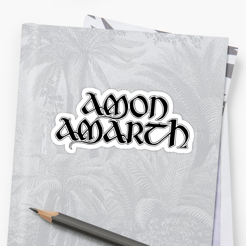 Amon Amarth by MetalMania