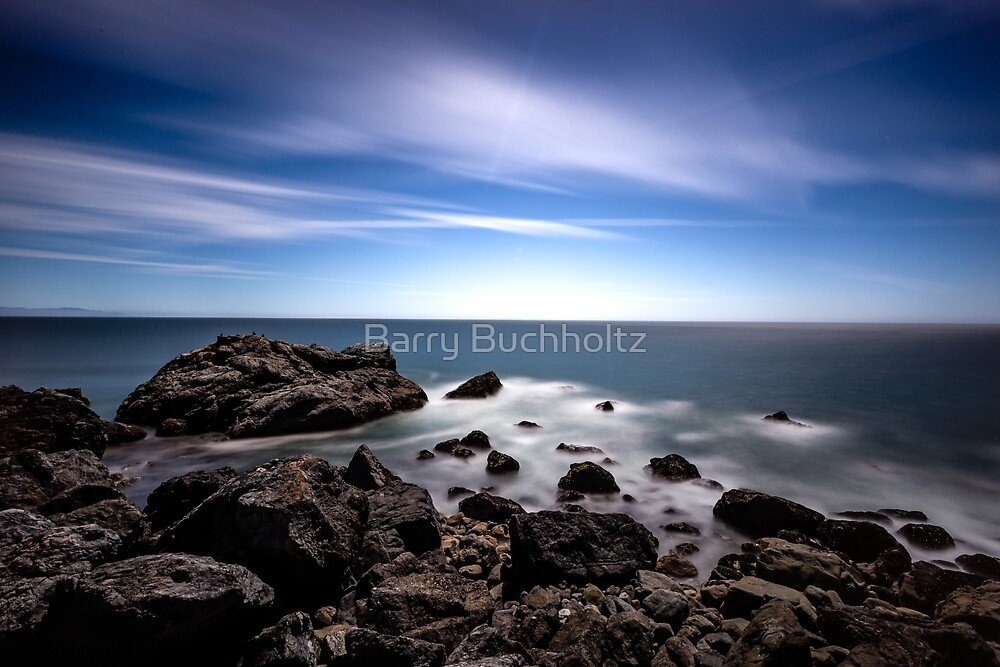 Sea Scape by Barry Buchholtz