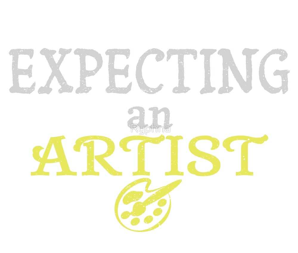 Expecting an Artist by Ryphna