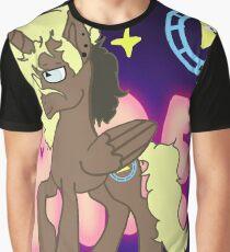 Bill the Alicorn Graphic T-Shirt