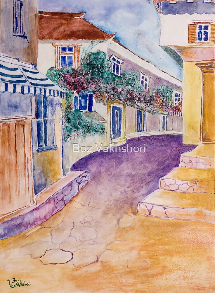 Romantic Street. by Boz Vakhshori