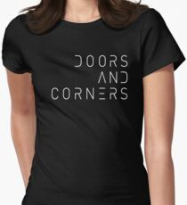 Doors and Corners Women's Fitted T-Shirt