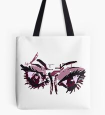 Violent eyes Tote Bag