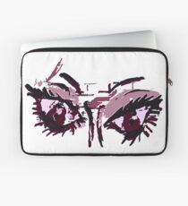 Violent eyes Laptop Sleeve