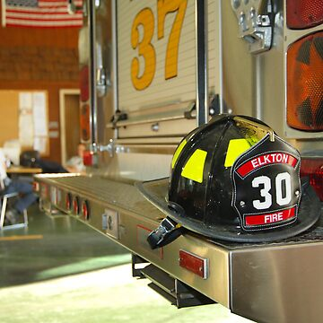 Elkton Fire and Rescue by midnightblue69