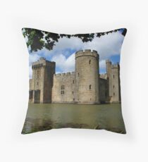 Bodiam  Throw Pillow
