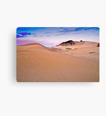 ECO Dunes Canvas Print
