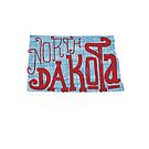 United Shapes of America - North Dakota by ThePencilClub