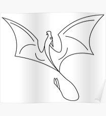 Dragon Flight Poster