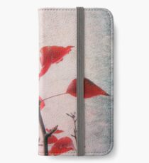 The Last of Autumn iPhone Wallet/Case/Skin