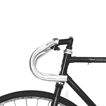 Retro racer bicycle by SteviePix