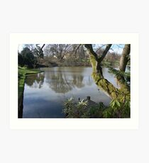 witley court,worcestershire Art Print