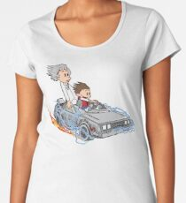 Great Scott Cruising Women's Premium T-Shirt
