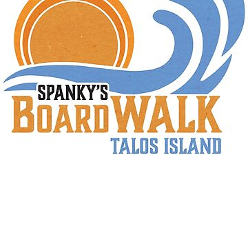 Spanky's Boardwalk by psygon