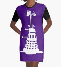 CHOC-OL-ATE !!! Graphic T-Shirt Dress