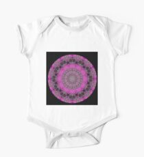 Tree trunk cosmic spin  One Piece - Short Sleeve