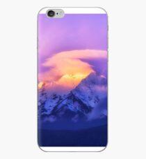 Meili Snow Mountain Shangri-la China Sunrise iPhone Case