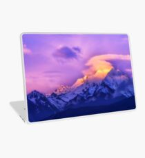 Meili Snow Mountain Shangri-la China Sunrise Laptop Skin