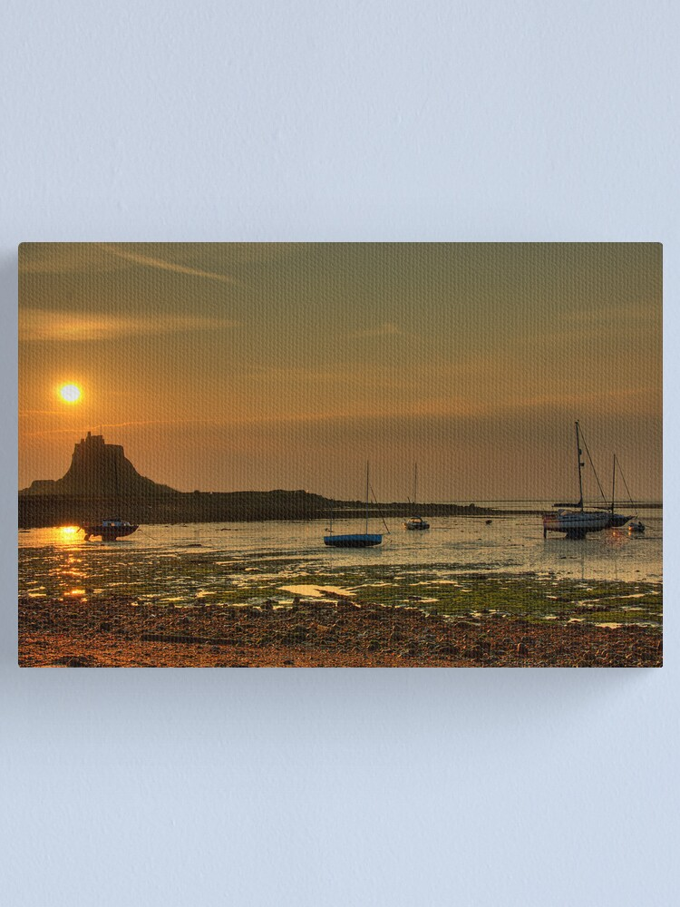 Alternate view of Harbour view Canvas Print